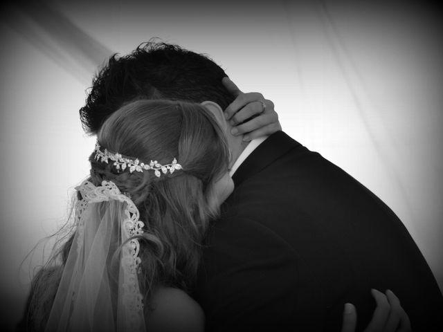 La boda de Ainhoa y Carlos en Alalpardo, Madrid 3