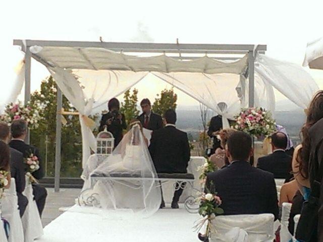 La boda de Ainhoa y Carlos en Alalpardo, Madrid 7