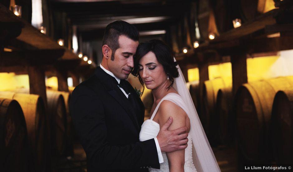 La boda de Jorge y Vanesa en Chiva, Valencia