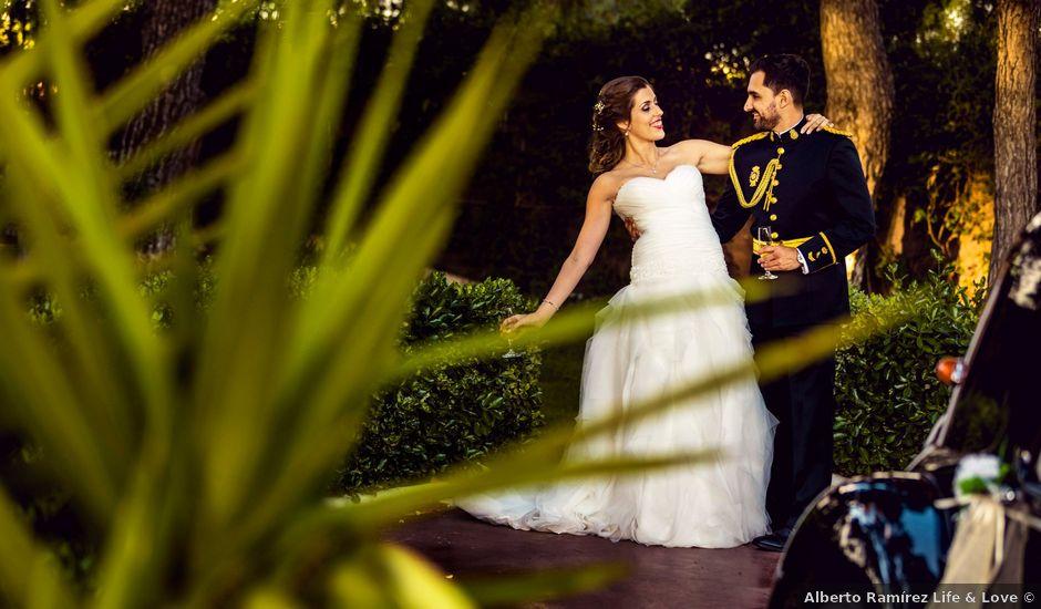 La boda de Fernando y Giovanna en Torrejon De La Calzada, Madrid