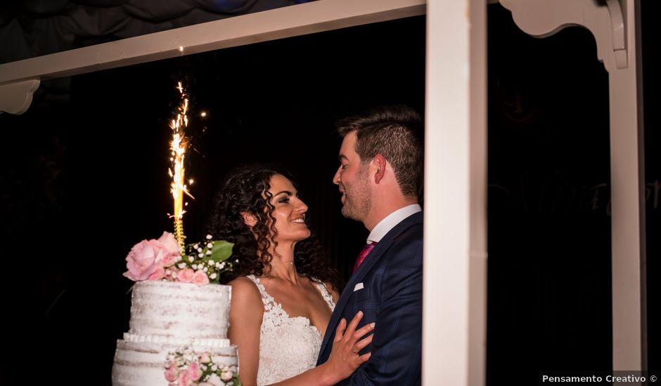 La boda de Toni y Rocío en Lugo, Lugo
