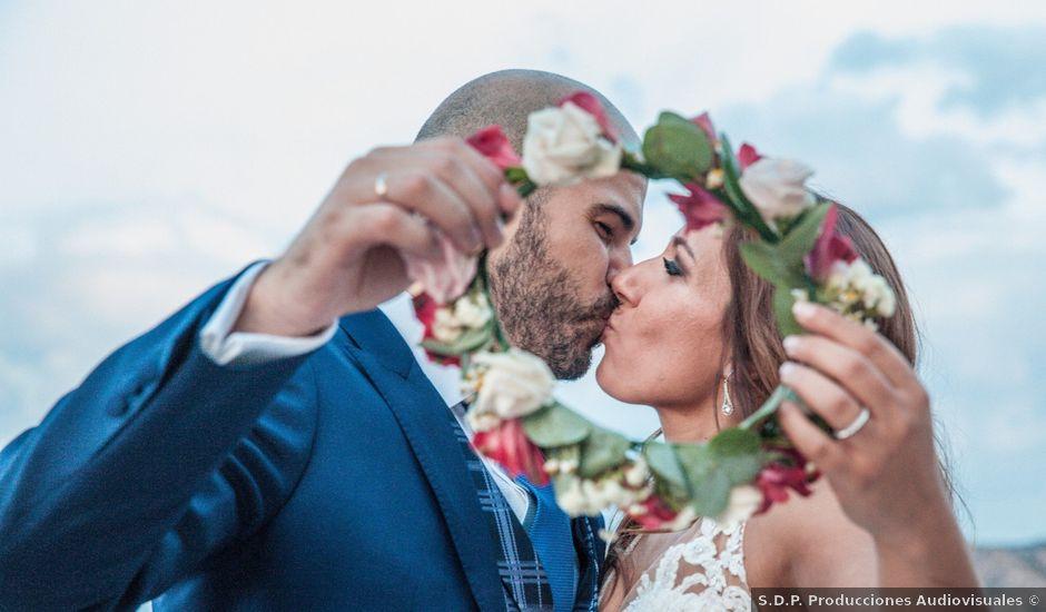 La boda de Daniel y Mercedes en Villarrubia De Los Ojos, Ciudad Real