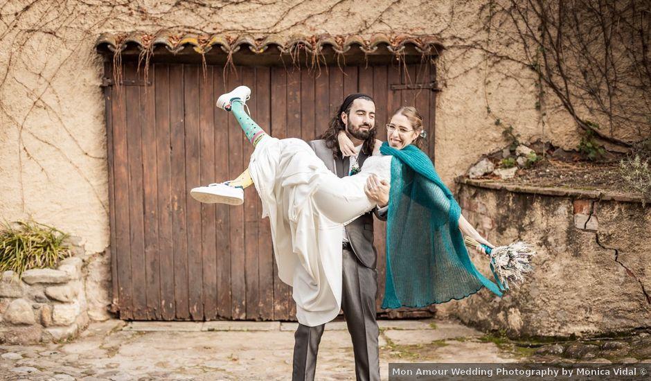 La boda de Jordi y Laia en Sentmenat, Barcelona