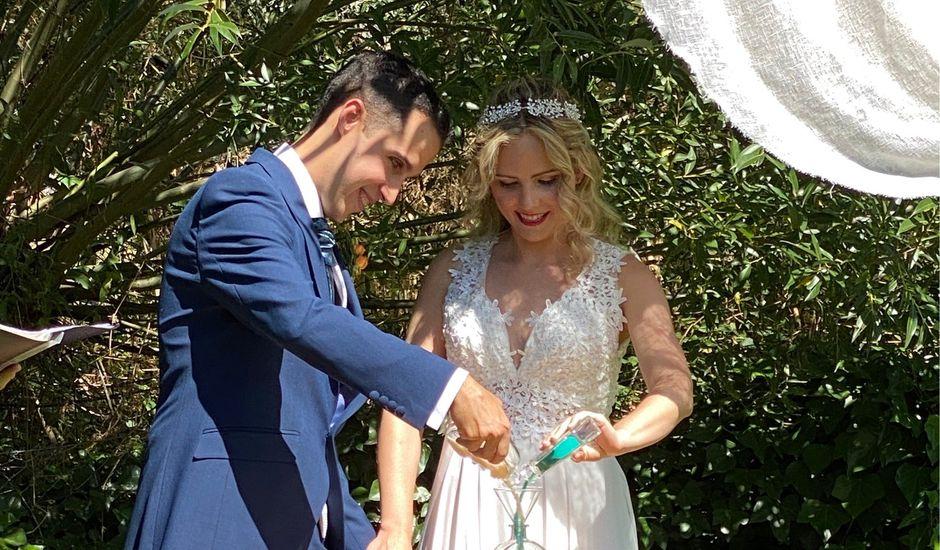 La boda de Borja y Tamara en Navacepedilla De Corneja, Ávila