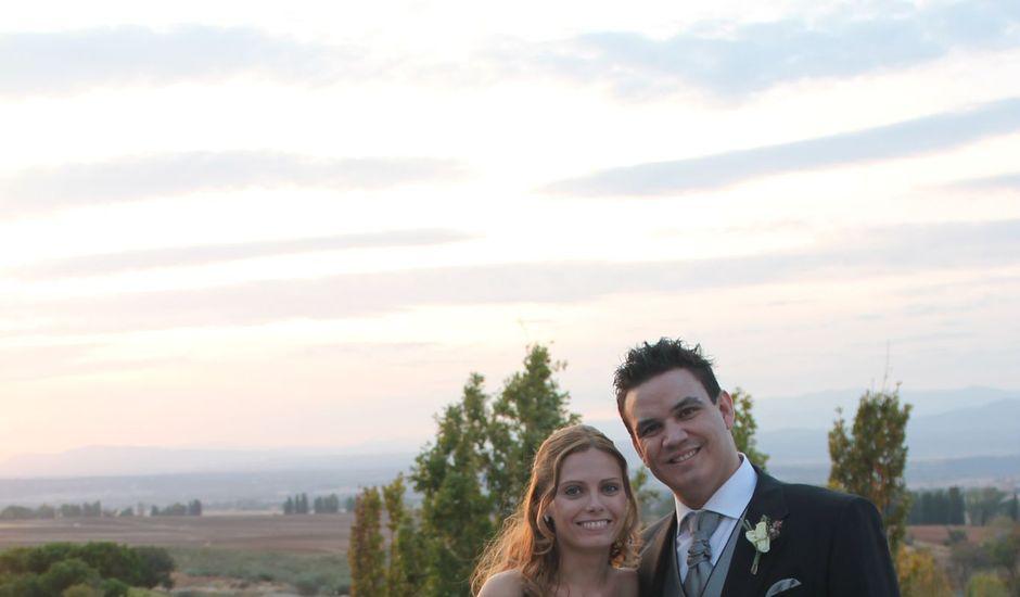 La boda de Ainhoa y Carlos en Alalpardo, Madrid
