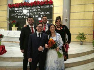 La boda de Tina y Nacho