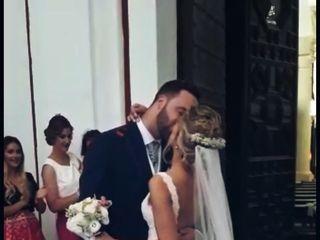 La boda de Olga y Juan Carlos 1