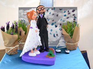 La boda de Noelia y Francho 1