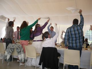 La boda de Noelia y Francho 3