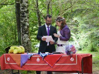 La boda de Noelia y Francho