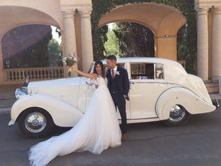 La boda de Nieves y Daniel