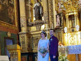 La boda de Marina y José David