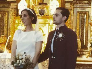 La boda de Marina y José David 2