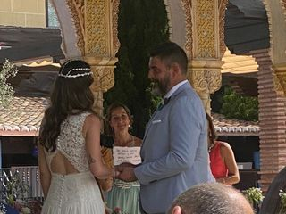 La boda de Lourdes y Alberto 1