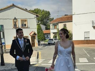 La boda de Sayoa  y Daniel  1