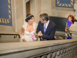 La boda de Natalia y Santiago 2