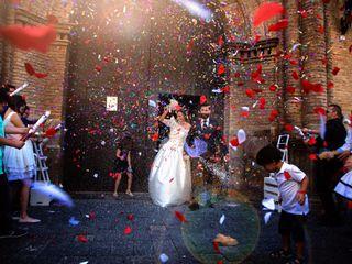 La boda de María y Borja