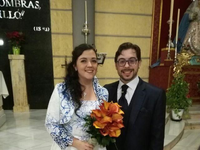 La boda de Nacho  y Tina en Granada, Granada 1