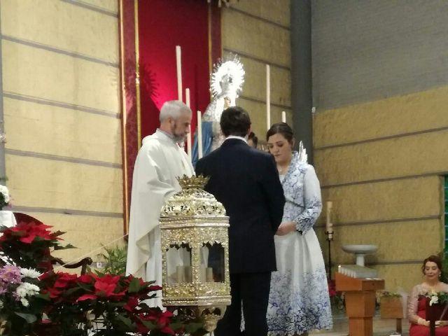 La boda de Nacho  y Tina en Granada, Granada 3