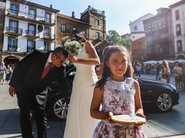 La boda de Rubén y Verónica en Avilés, Asturias 1