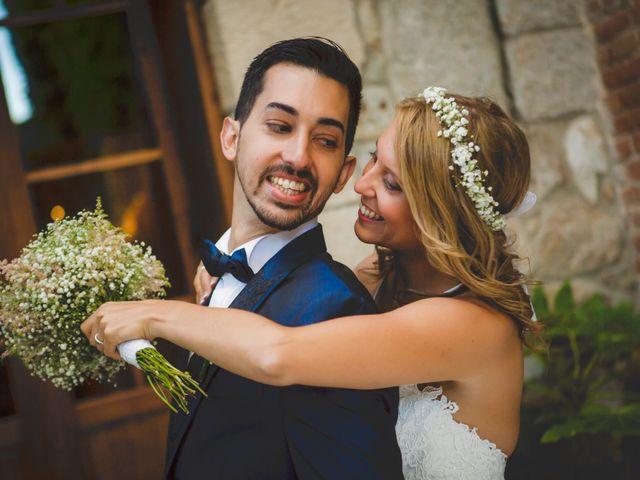 La boda de Coral y Carlos