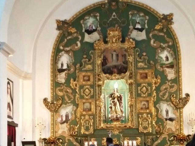 La boda de Juan Carlos y Olga en La Carlota, Córdoba 6