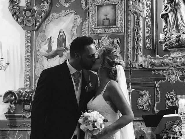 La boda de Juan Carlos y Olga en La Carlota, Córdoba 17