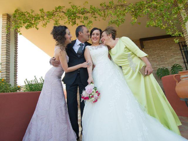La boda de Mario y Ángeles en Córdoba, Córdoba 22