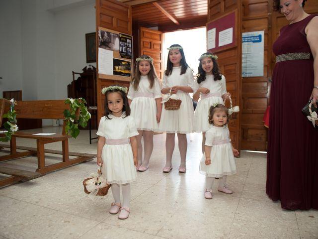 La boda de Mario y Ángeles en Córdoba, Córdoba 25