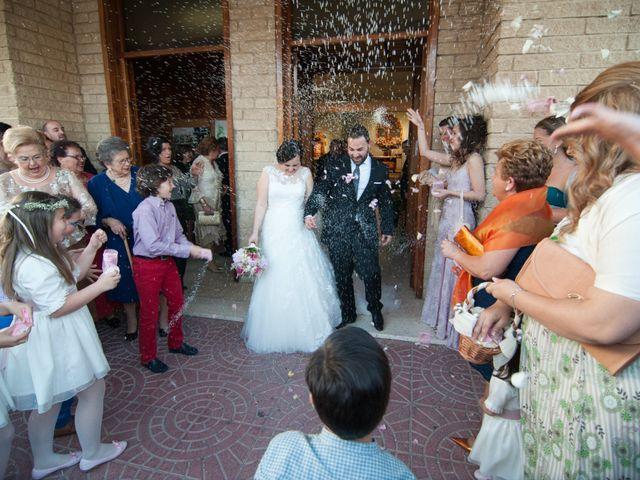 La boda de Mario y Ángeles en Córdoba, Córdoba 34
