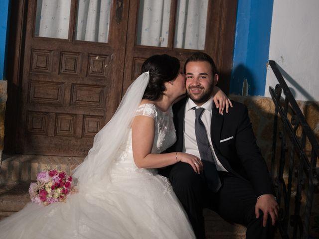 La boda de Ángeles y Mario