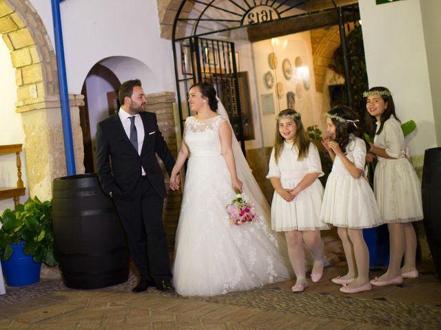 La boda de Mario y Ángeles en Córdoba, Córdoba 44