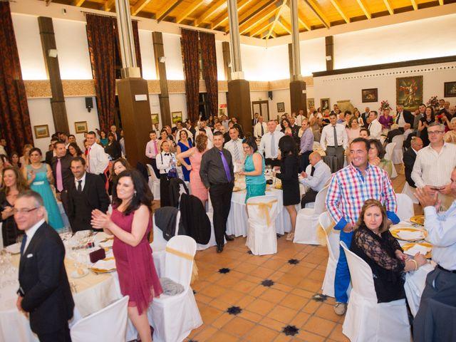 La boda de Mario y Ángeles en Córdoba, Córdoba 52