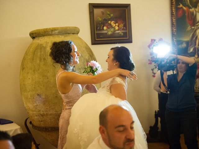 La boda de Mario y Ángeles en Córdoba, Córdoba 57