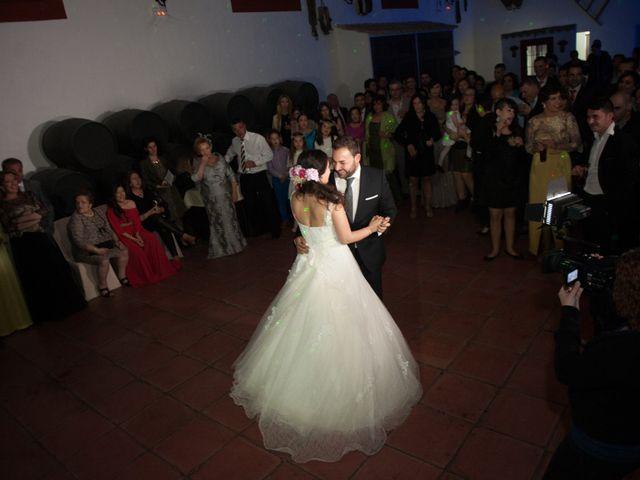 La boda de Mario y Ángeles en Córdoba, Córdoba 61