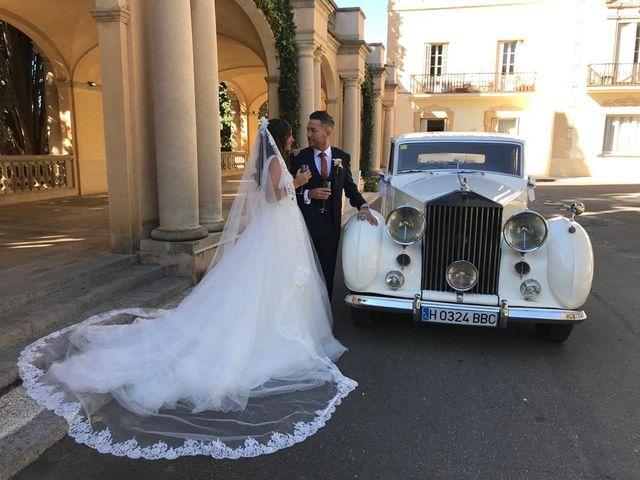 La boda de Daniel y Nieves en Sant Pere De Ribes, Barcelona 5