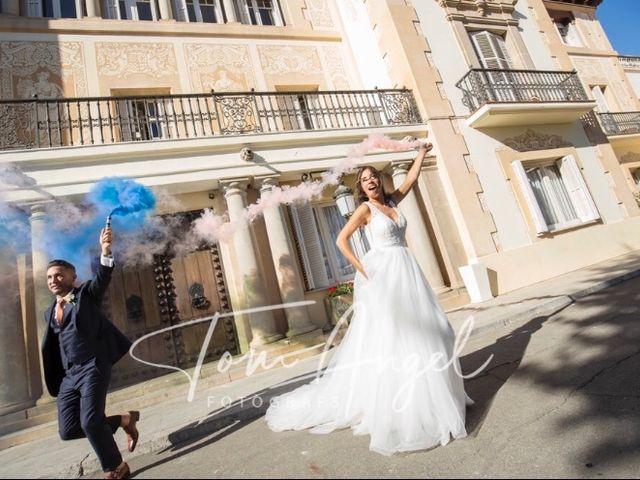 La boda de Daniel y Nieves en Sant Pere De Ribes, Barcelona 1
