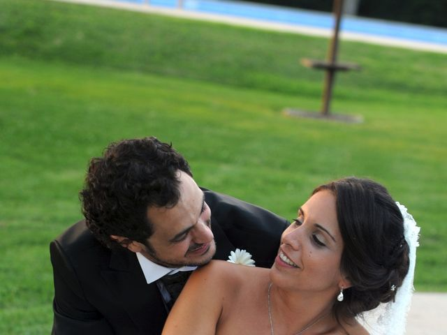 La boda de Javier y Erika en Santa Coloma De Farners, Girona 6