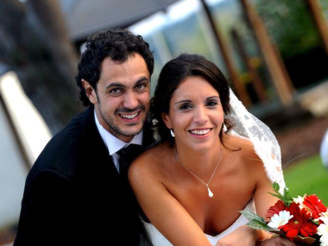 La boda de Javier y Erika en Santa Coloma De Farners, Girona 22