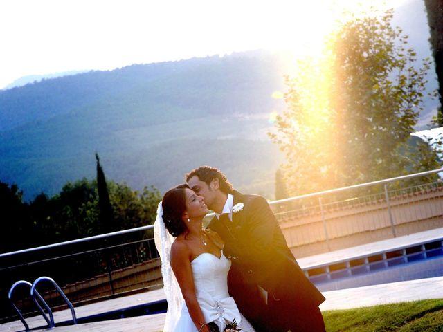 La boda de Javier y Erika en Santa Coloma De Farners, Girona 24