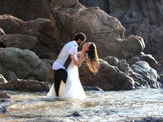 La boda de Javier y Erika en Santa Coloma De Farners, Girona 25
