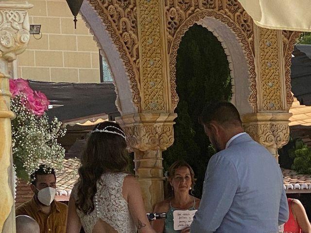 La boda de Alberto y Lourdes en Alhaurin El Grande, Málaga 2