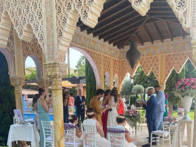 La boda de Alberto y Lourdes en Alhaurin El Grande, Málaga 5