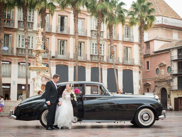 La boda de Jesús y Marisa en Viñuela, Málaga 3
