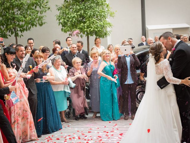 La boda de Jesús y Marisa en Viñuela, Málaga 46