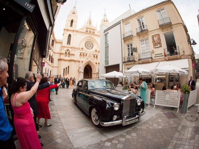 La boda de Jesús y Marisa en Viñuela, Málaga 48