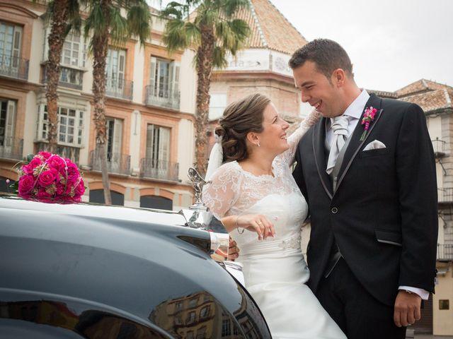 La boda de Jesús y Marisa en Viñuela, Málaga 52