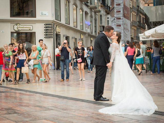 La boda de Jesús y Marisa en Viñuela, Málaga 53