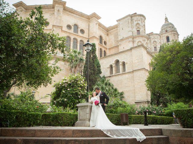 La boda de Jesús y Marisa en Viñuela, Málaga 54