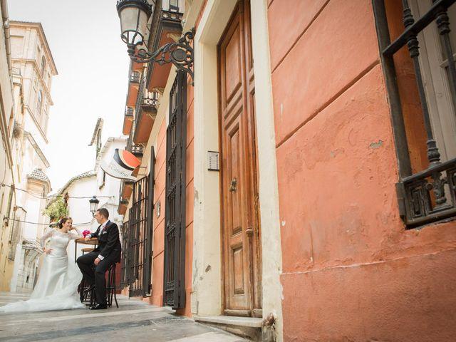 La boda de Jesús y Marisa en Viñuela, Málaga 2